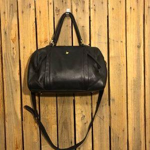 ORA Delphine Leather Shoulder Bag